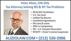 Image 4 | Alizio Law, PLLC - Tax Attorney