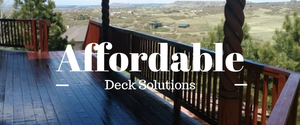 Image 1 | Affordable Deck Solutions