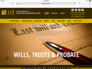 Image 9 | The Law Offices of Matthew J. Jowanna, P.A.