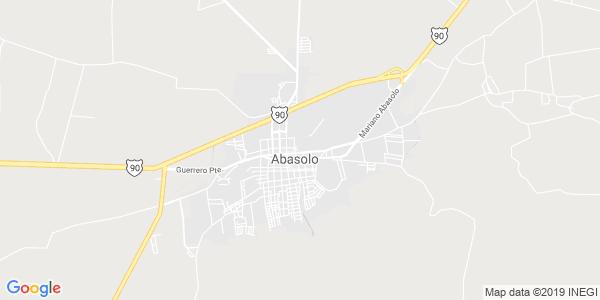 Mapa de ABASOLO
