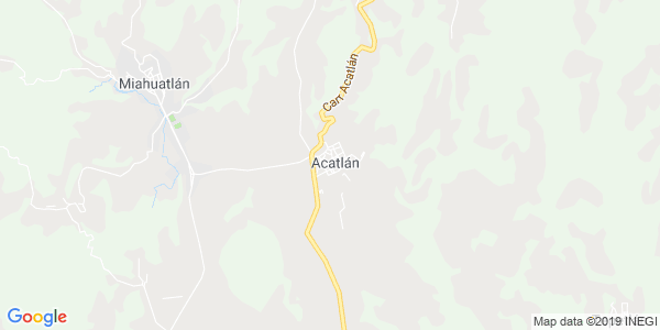 Mapa de ACATL�N