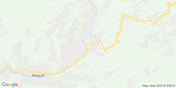 Mapa de AQUILA