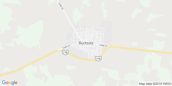 Mapa de BUCTZOTZ