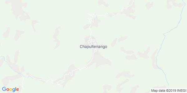 Mapa de CHAPULTENANGO