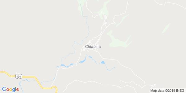 Mapa de CHIAPILLA