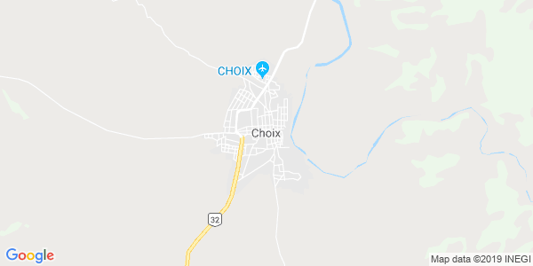 Mapa de CHOIX