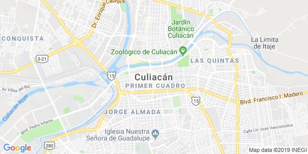 Mapa de CULIAC�N