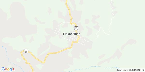 Mapa de ELOXOCHITLÁN