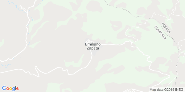 Mapa de EMILIANO ZAPATA