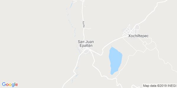 Mapa de EPATLÁN