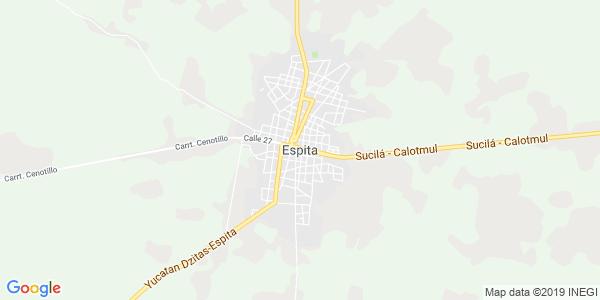Mapa de ESPITA