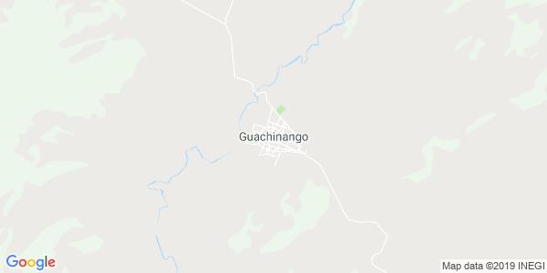 Mapa de GUACHINANGO