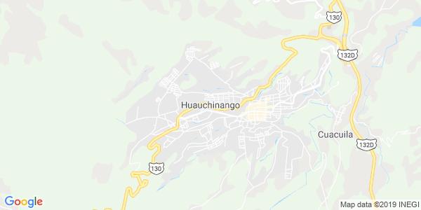 Mapa de HUAUCHINANGO