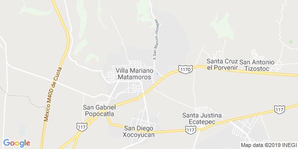 Mapa de IXTACUIXTLA DE MARIANO MATAMOROS