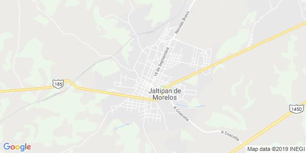 Mapa de JÁLTIPAN