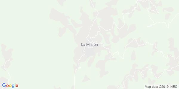 Mapa de LA MISI�N