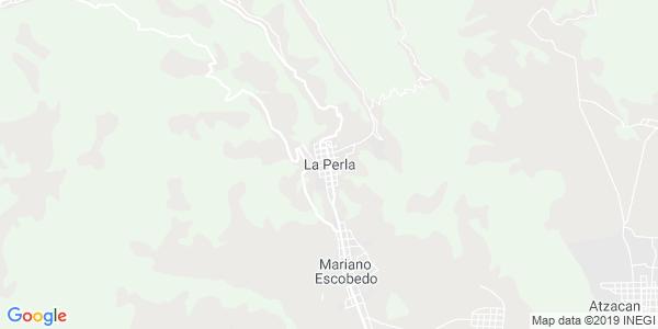 Mapa de LA PERLA