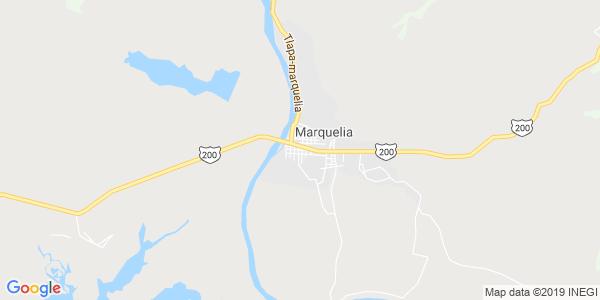 Mapa de MARQUELIA
