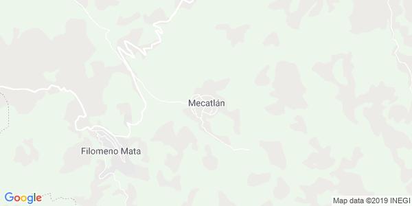 Mapa de MECATL�N