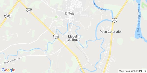 Mapa de MEDELL�N