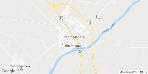 Mapa de MEOQUI
