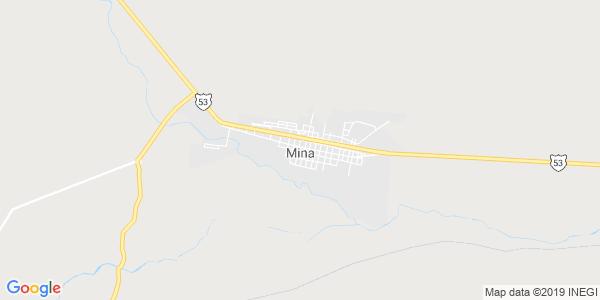Mapa de MINA