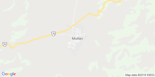 Mapa de MIXTL�N