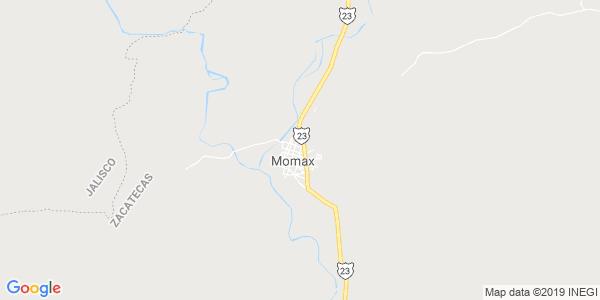 Mapa de MOMAX