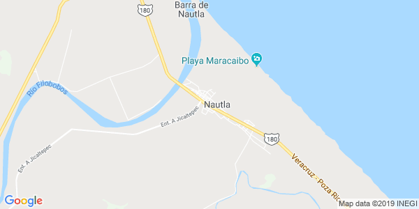 Mapa de NAUTLA