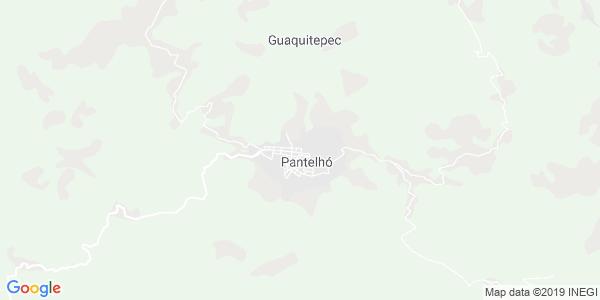 Mapa de PANTELH�