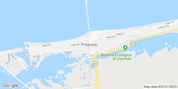 Mapa de PROGRESO