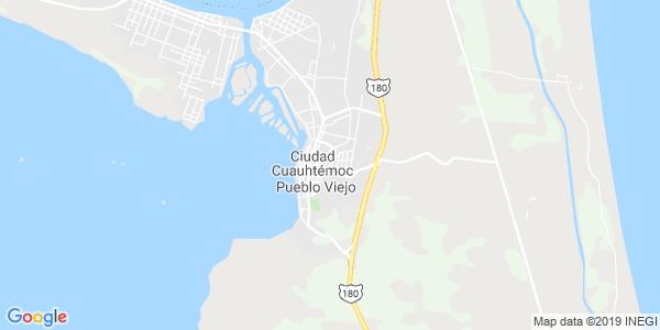 Mapa de PUEBLO VIEJO