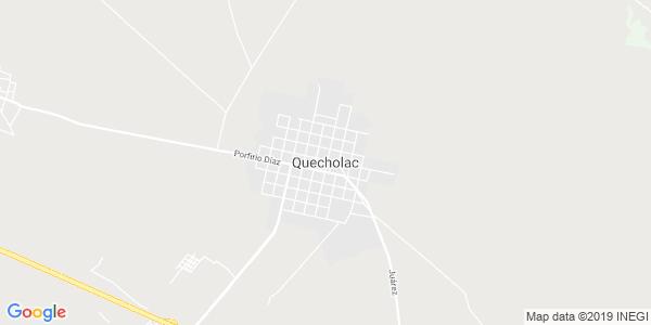 Mapa de QUECHOLAC