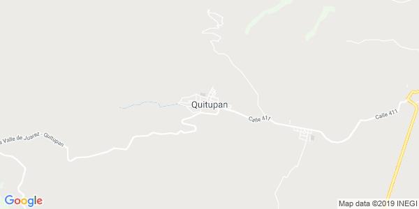 Mapa de QUITUPAN
