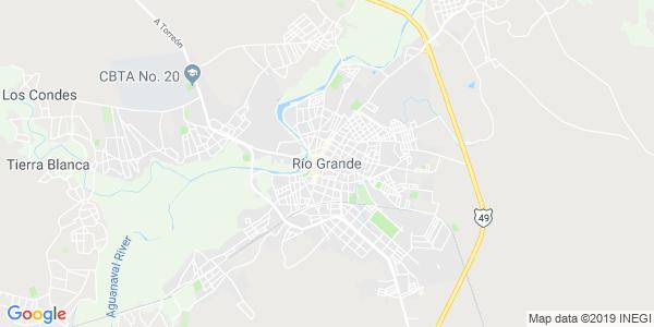Mapa de R�O GRANDE