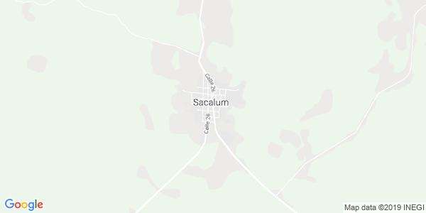 Mapa de SACALUM