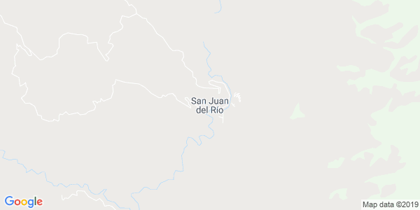 Mapa de SAN JUAN DEL RÍO