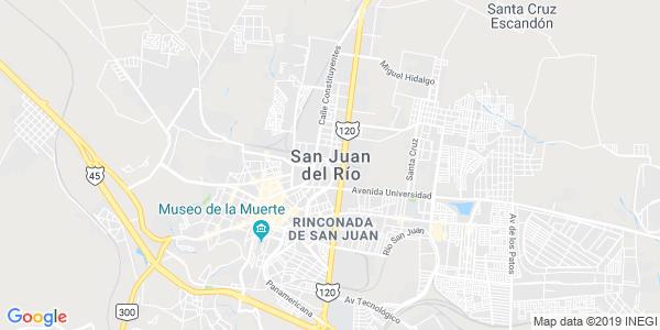 Mapa de SAN JUAN DEL R�O