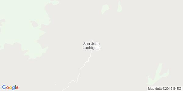 Mapa de SAN JUAN LACHIGALLA