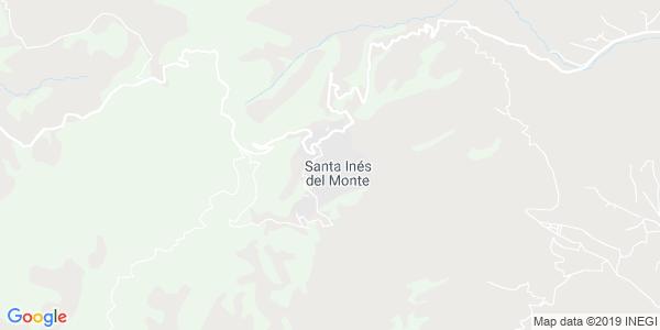 Mapa de SANTA IN�S DEL MONTE