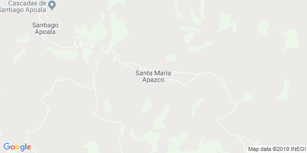 Mapa de SANTA MARIA APAZCO
