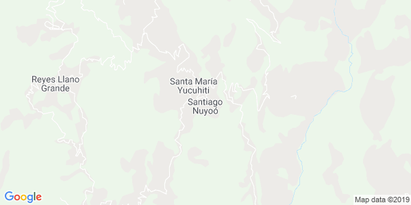 Mapa de SANTIAGO NUYO�