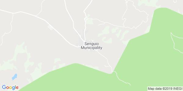 Mapa de SENGUIO