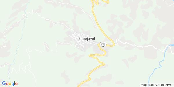 Mapa de SIMOJOVEL