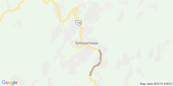 Mapa de SOLOSUCHIAPA