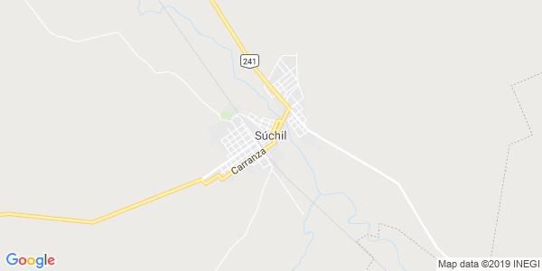 Mapa de SÚCHIL