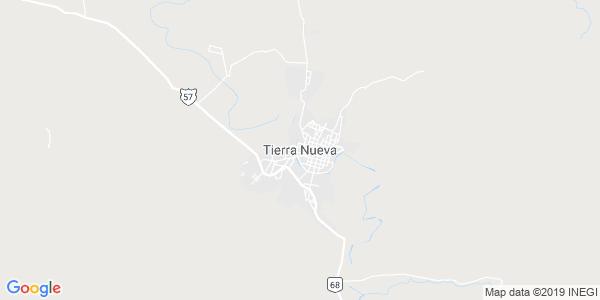 Mapa de TIERRA NUEVA