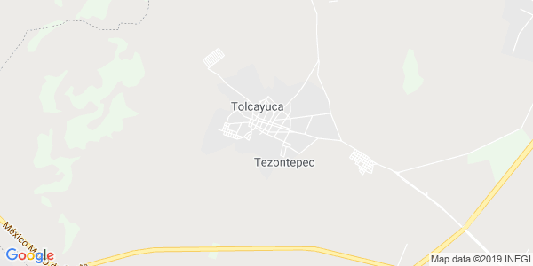 Mapa de TOLCAYUCA