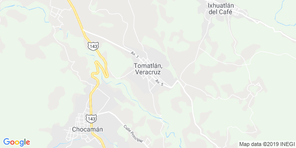 Mapa de TOMATL�N