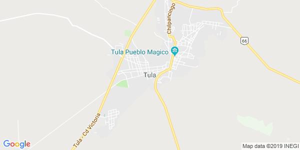 Mapa de TULA